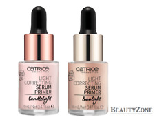 CATRICE COSMETICS LIGHT CORRECTING SERUM PRIMER - CHOOSE YOUR SHADE