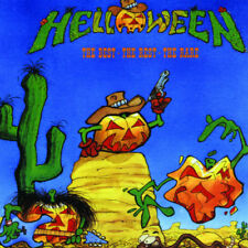 Helloween CD The Best The Rest The Rare Japan Japanese JP IMPORT COMPLETE