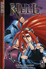 King of Hell Volume 8: v. 8, In-Soo Ra, Very Good Book