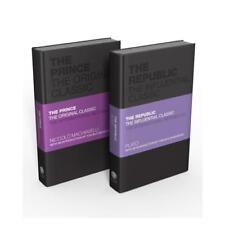The Influential Classics Collection: The Republic and The Prince by Plato, Ni...