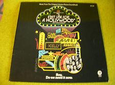 2* LP IL ETAIT UNE FOIS HOLLYWOOD-VARIOUS ARTISTS-BO-OST-MGM 2613025