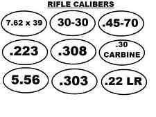 Vinyl ammo can gun stickers!!! Please read!!!