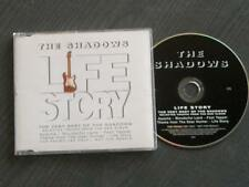 "The Shadows: PROMO SINGLE-CD ""Life Story"" + 4 TR. MINT"