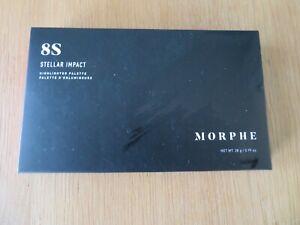 Morphe 8S Stellar Impact Highlighter Palette