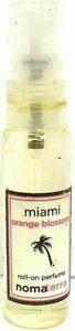 NomaTerra Malibu Orange Blossom Perfume Spray 0.33 oz READ DESCRIPTION