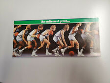 Dallas Mavericks 1983/84 NBA Basketball Ticket Brochure with Schedule