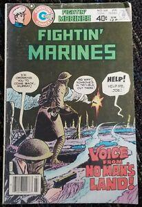 FIGHTIN' MARINES COMICS 1979-1981