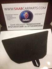 SAAB 9-3 ESTATE  DRIVERS SIDE REAR INTERIOR BOOT FLOOR CARPET PANEL / COVER