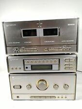 Cambridge Audio P100 Amp, CT100 Tape and T100 Tuner - Very rare