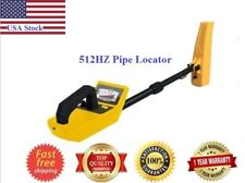 Sewer Drain Pipe 512HZ Cable Locator Sensitivity Adjustment LCD Display15 levels