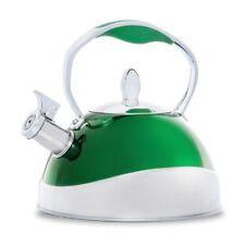 Wasserkessel 2,5L Kevin grün Teekessel