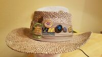 Rare Waste Management Phoenix Open Hat with 18 Pins