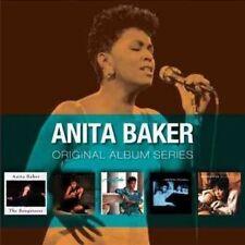 Original Album Series 0081227976965 by Anita Baker CD
