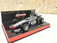 McLaren Mp4/12 1997 David Coulthard 1:43 West Tabaco Calcas