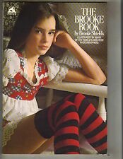 THE BROOKE BOOK BY BROOKE SHIELDS FIRST WALLABY PRINTING MARCH 1978
