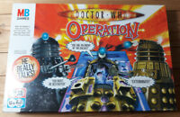 Dr Who Operation Board Game