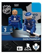 NHL Toronto Maple Leafs Dion Phaneuf Generation 1 Toy Figure NEW Toys Hockey