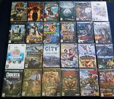 Lote de Juegos para PC Nuevos Precintados 49 distintos lote ordenador Español