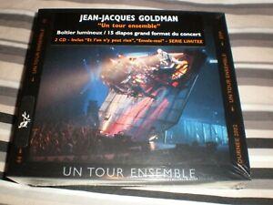 """jean-jacques golman """" un tour ensemble"""" cd neuf sous blister"""