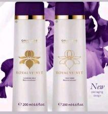 Oriflame Royal Velvet Cleansing Milk & Face Toner