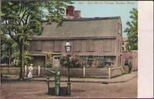 (z4e) Salem MA: Old Witch House