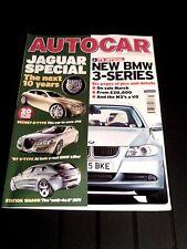 AUTOCAR MAGAZINE 26-OCT-04 - Clio V6, Vauxhall VXR220, Mitsubishi Evo Vlll FQ330