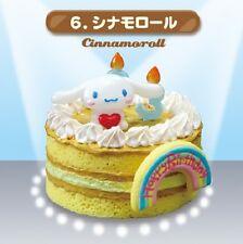 Re-Ment Miniature Sanrio Hello Kitty Birthday Cake # 6 Cinnamoroll