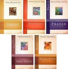Biblical Truth Simply Explained:Joyce Huggett, Steve Hepden Etc, 5 Booklets, New