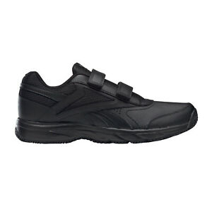 Reebok Men Shoes Walking Work N Cushion 4.0 KC Black Slip Oil Resistant FU7361