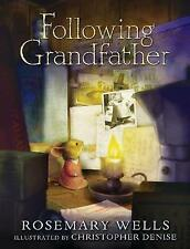 Following Grandfather, New, Wells, Rosemary Book
