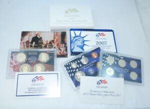 2007 United States Mint Proof Set
