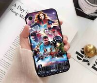 Avengers End Game phone case for iPhone various models 15 ver. Super heroes