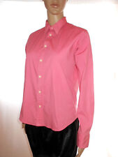 Ralph Lauren Womens Casual Secretary Everyday Classic Mod Blouse Shirt sz M AH36