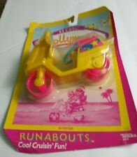 Vintage Tonka Hollywoods Runabouts Scooter 6979 in package