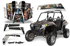 AMR Racing Polaris RZR 900XP Sticker Graphic Kit Decal UTV Parts 11-14 MAD HTTR