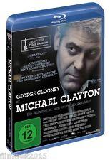 Michael Clayton [Blu-ray](NEU & OVP) George Clooney, Tom Wilkinson, Tilda Swinto