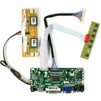 New HDMI+VGA+DVI+Audio Input LCD Controller Board For HSD190MEN4 M170EN06