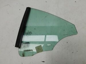 Mercedes Benz SLK 280 R171 2007 Rear Quarter Window Glass LHS J110
