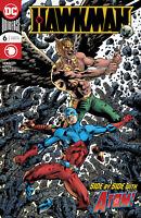 Hawkman #6 Atom Cover DC Universe 1st Print 2018 unread NM