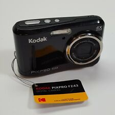 KODAK PIXPRO FZ43 Zoom Digital Point Shoot Camera Black FZ43-BK (LOOK DESC.) F16