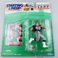 Daryl Johnston NFL Starting Lineup Figure & Card 1997 Dallas Cowboys SLU Kenner