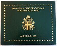Vatican - Euro Coffret BU 2005 Brillant Universel