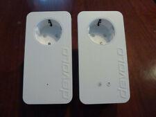 Devolo dlan 550 WiFi Start Kit Powerline - 2 Adapter - TOP Geräte!!