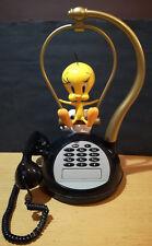 Teléfono piolin tweety. funcionando. warner bros looney tunes disney