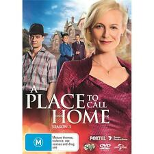 A Place to Call Home: Season Series 3 DVD R4 New Sealed