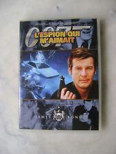 DVD James Bond - L'espion qui m'aimait - Roger Moore
