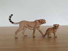schleich cheetah And Cub | 2016 Models |