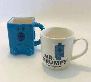 Mr Grumpy Ceramic Tea or Coffee Mug Serving Tableware
