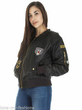 Autumn Bomber Machine Washable Coats & Jackets for Women