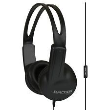 Koss UR10i On Ear Lightweight Headphone with Microphone